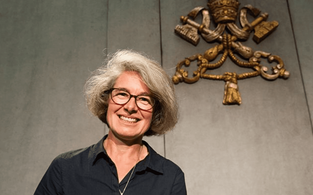 Pope appoints Nathalie Becquart Under-Secretary at Synod of Bishops